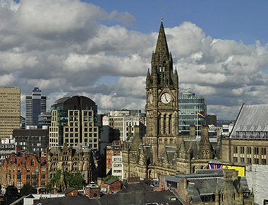 Study in Manchester
