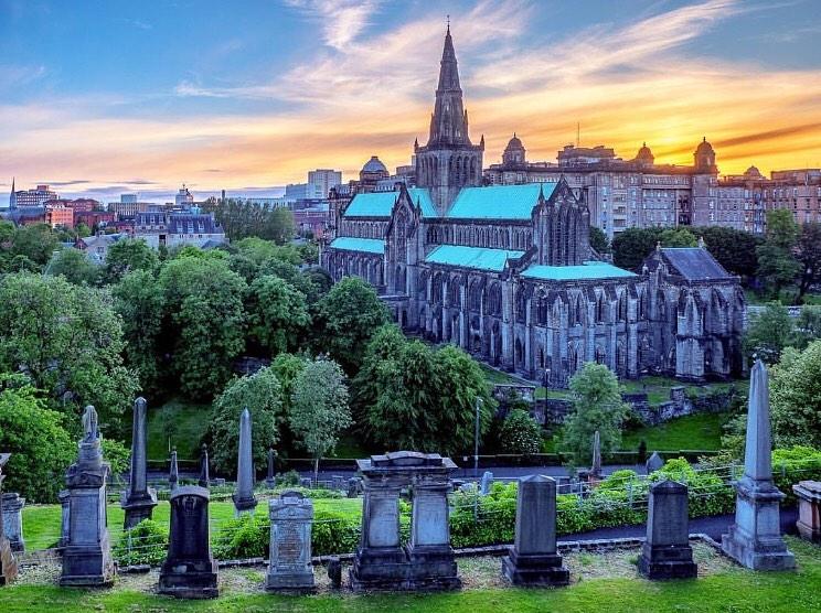 Study in Glasgow