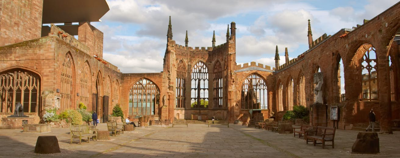 Study in Coventry